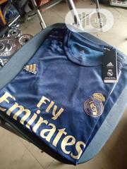 Real Madrid 2019/20 Away Jersey | Clothing for sale in Lagos State, Victoria Island