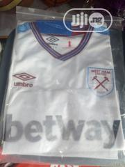 West Ham 2019/20 Away Jersey | Clothing for sale in Lagos State, Ilupeju