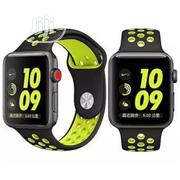 Camera Smartwatch With Anti-lost Features | Smart Watches & Trackers for sale in Lagos State, Ikeja