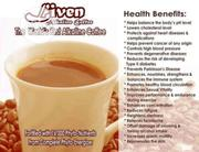 Liven Alkaline Coffee(Aimglobal) | Vitamins & Supplements for sale in Lagos State, Lagos Island