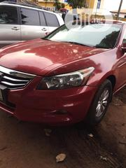Honda Accord 2008 Coupe 2.4 LX-S Automatic Red | Cars for sale in Delta State, Oshimili South