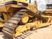 First Grade Foreign Used Caterpillar Dozed D6H LGP | Heavy Equipments for sale in Lagos State, Ajah