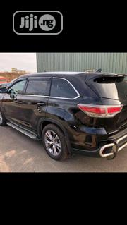Toyota Highlander 2014 Black | Cars for sale in Oyo State, Egbeda