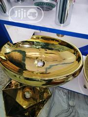 Gold Wash Hand Basin   Plumbing & Water Supply for sale in Lagos State, Orile