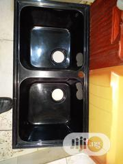 Marble Double Sink | Restaurant & Catering Equipment for sale in Lagos State, Orile