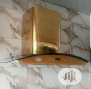Gold Kitchen Hood | Kitchen Appliances for sale in Lagos State, Orile