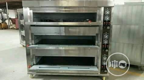 High Quality Gas Oven Machine 9tary