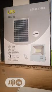 100 Watt Solar Flood Light | Solar Energy for sale in Lagos State, Ikeja