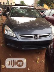 Honda Accord 2006 2.0 Comfort Automatic Blue | Cars for sale in Delta State, Oshimili South