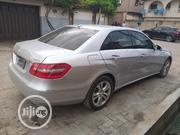 Mercedes-Benz E350 2010 Silver | Cars for sale in Lagos State, Gbagada