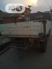 An Excellent Working Toyota Low Bed Truck 2005 Blue | Trucks & Trailers for sale in Osun State, Ilesa West