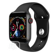 W34 Smart Watch With Heart Rate Monitor Smart Watch Band | Smart Watches & Trackers for sale in Lagos State, Oshodi-Isolo