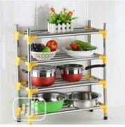 5 Tier Pot Storage Rack | Kitchen & Dining for sale in Lagos State, Alimosho