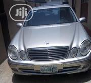 Mercedes-Benz E240 2006 Silver | Cars for sale in Lagos State, Alimosho