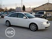 Audi A6 2004 White | Cars for sale in Rivers State, Oyigbo