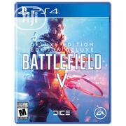 Ps4 Battle Field V Games DVD CD | Video Games for sale in Lagos State, Oshodi-Isolo