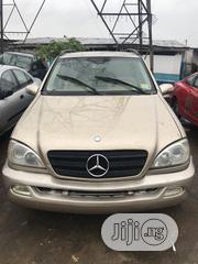 Mercedes-Benz M Class 2003 Gold | Cars for sale in Lagos State, Egbe Idimu