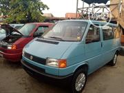 Volkswagen Transporter 2001 Blue | Buses & Microbuses for sale in Lagos State, Apapa