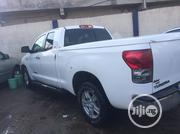 Toyota Tundra 2008 Double Cab White | Cars for sale in Lagos State, Ikeja