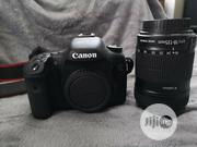 Canon 7D + 18-85mm Lens | Accessories & Supplies for Electronics for sale in Lagos State, Ikeja