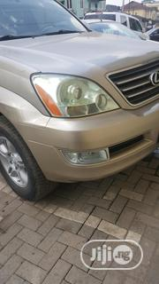 Lexus GX 470 Sport Utility 2005 Gold | Cars for sale in Lagos State, Yaba