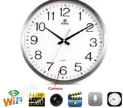 32G Spy Wall Clock Video Camera And Audio Recorder | Security & Surveillance for sale in Abuja (FCT) State, Wuse 2