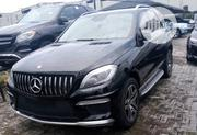 Mercedes-Benz M Class 2013 Black | Cars for sale in Lagos State, Lekki Phase 2