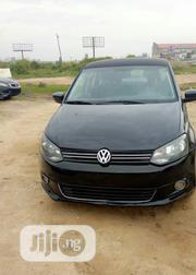 Volkswagen Polo 2014 Black | Cars for sale in Lagos State, Ojodu