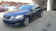 Lexus GS 2008 350 AWD Gray   Cars for sale in Lagos State, Ikeja