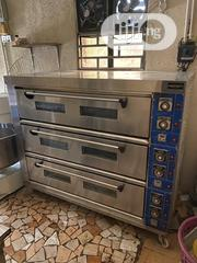 Fairly Used 9 Tray Electric Oven | Industrial Ovens for sale in Lagos State, Amuwo-Odofin