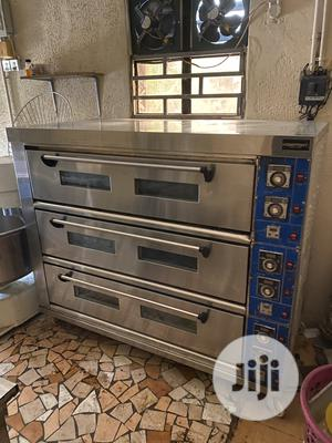 Fairly Used 9 Tray Electric Oven