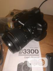 Nikon D3300 Digital Camera | Photo & Video Cameras for sale in Lagos State, Ikeja