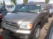 Nissan Pathfinder 2003 LE AWD SUV (3.5L 6cyl 4A) Gold | Cars for sale in Lagos State, Lagos Mainland