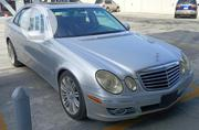 Mercedes-Benz E350 2007 Silver | Cars for sale in Lagos State, Ajah