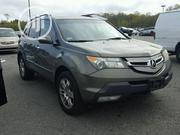 Acura MDX 2008 Green | Cars for sale in Lagos State, Alimosho