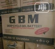 200ah 12 Volts Gbm Battery | Electrical Equipments for sale in Lagos State, Ojo