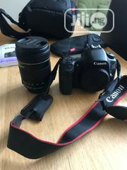 Canon EOS 60D + 18-135mm Lens | Accessories & Supplies for Electronics for sale in Lagos State, Ikeja