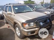 Nissan Pathfinder 2001 Automatic Gold | Cars for sale in Lagos State, Lagos Mainland