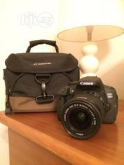 Canon EOS 700D + 18-55mm Lens | Photo & Video Cameras for sale in Lagos State, Ikeja