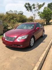 Lexus ES 2009 350 Red | Cars for sale in Abuja (FCT) State, Central Business District