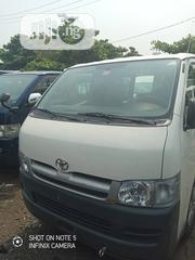 Sound Toyota Hiace Bus 2010 ( Hummer Bus) White | Buses & Microbuses for sale in Lagos State, Apapa