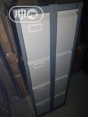 Metal Filing Cabinet With 4 Drawer | Furniture for sale in Lagos State, Ojo