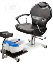 Pedicure Chair With Bowl | Salon Equipment for sale in Lagos State, Amuwo-Odofin