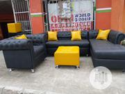 Quality Leather Sofa | Furniture for sale in Lagos State, Agege