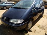 Volkswagen Sharan 2002 Automatic Blue | Cars for sale in Abuja (FCT) State, Nyanya