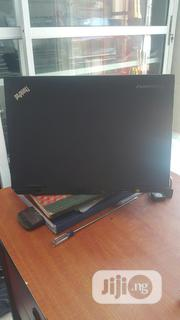 Laptop Lenovo ThinkPad X1 8GB Intel Core i5 HDD 500GB   Laptops & Computers for sale in Lagos State, Ikeja