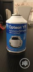 Opteon HFO-1234YF 12oz Pierce-top Can Automotive Refrigerant | Vehicle Parts & Accessories for sale in Maitama, Abuja (FCT) State, Nigeria