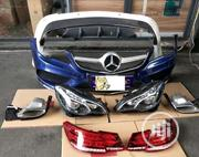 Mercedes Benz E350 2015 Model Body Kit | Vehicle Parts & Accessories for sale in Lagos State, Mushin