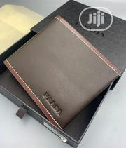 Prada Leather Wallet | Bags for sale in Lagos State, Lagos Island