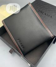 Prada Leather Wallet Brown | Bags for sale in Lagos State, Lagos Island